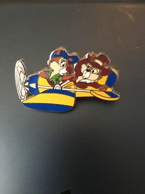 Disney Pins Chip And Dale Rescue Rangers