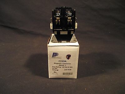 Packard c240A contactor 40 amp.  New