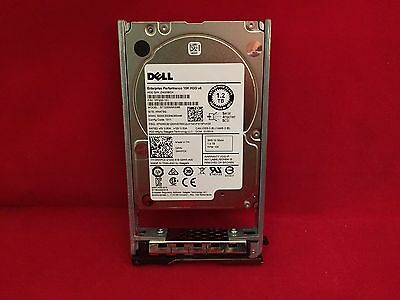 "Dell Seagate 1.2TB SAS 10K 6Gbps 2.5"" SFF HDD Model/ ST1200MM0088 DPN/ WXPCX"
