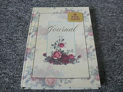 Royal Albert Old Country Roses JOURNAL & WRITING COMPENDIUM