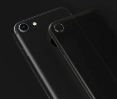 Ultra Thin Slim Hard 0.3mm Cover Case Skin Air Case for iPhone 7 Black