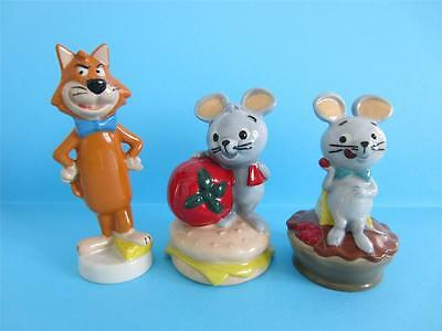 Wade Blow Up Mr.jinks, Dixie And Pixie Hanna Barbara Cartoon, 1997 *mint*