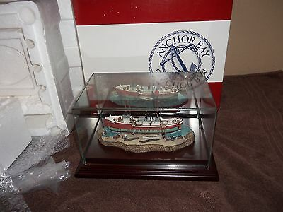 Anchor Bay #AB 107 S The Columbia Lightship in original box