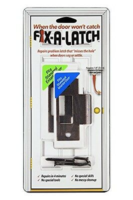 Fix-A-Latch Mixed 2-Pack with Bronze Finish