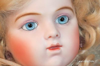 "17"" Bru 8 Dressed Antique Reproduction Doll by Connie Zink of Land of Oz Dolls"