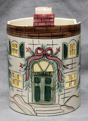 Gail Pittman Holiday Centerpiece Hollylujah Candle Lantern