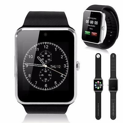 GT08 32 GB Bluetooth 3.0 Smart Watch Wrist Phone Mate For Andorid iPhone Hot