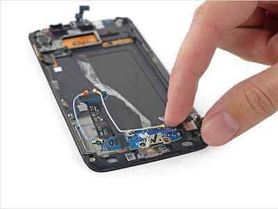 charging port  Repair Service for Samsung Galaxy S6 & S6 Edge  not the plus