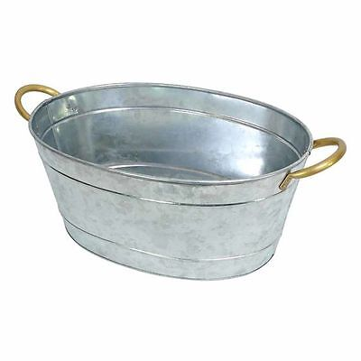 NEW j.elliot HOME Galvanised Tub
