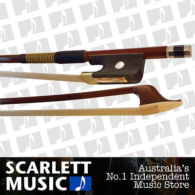 Montanari 3/4 Size Student Double Bass French Bow 1078DBF *BRAND NEW*