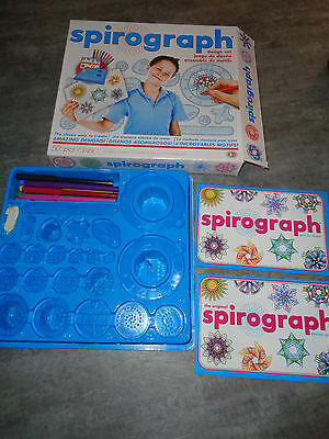 Spirograh #01081 (Complete Except for Sheets of Paper)