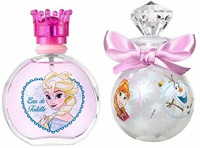 Disney Frozen Set contains EDT 100 ml and Bubble Bath 200 ml