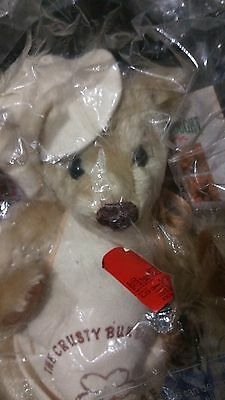 """Billy The Bakers Boy 11"""" Bear LMT 398/500 Merrythought  Made england"""
