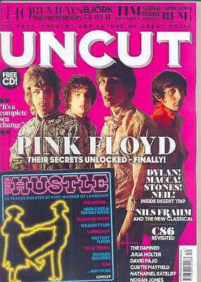 UNCUT Magazine December 2016 + CD Pink Floyd The Damned Lambchop *FREE P&P*