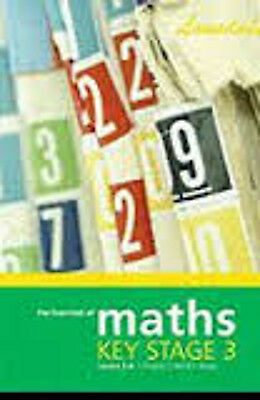 The Essentials of Maths: Key Stage 3, Levels 5-8: Tier 5-8, New, Proctor, John,