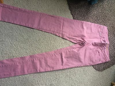 Skinny Pink Jeans Size 6