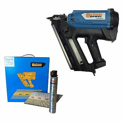First Fix/Framing Nail Gun +( First Fix Nails Package ) - special offer!