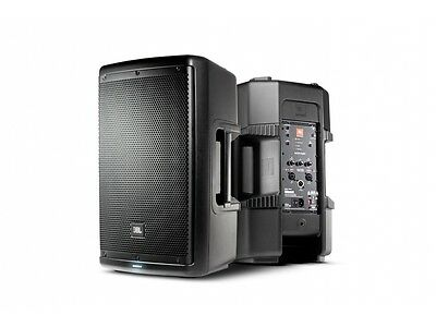 "JBL EON610 1000W Portable 10"" Two-Way Multipurpose Active PA Speaker System"