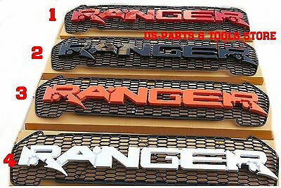 Ford Ranger Kühlergrill Tuning Grill LED 15 - 16 Raptor Frontgrill 2015 2016