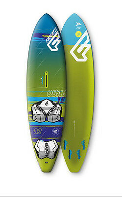 13500-1000 Fanatic Windsurf Board Quad TE - 2015 - Shipping Europe Free