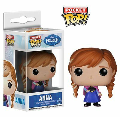 Disney Frozen Anna Officially Licenced Funko Pocket POP! Mini-Figure BRAND NEW