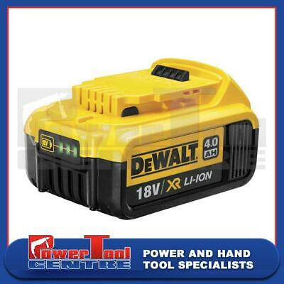 Dewalt Genuine DCB182 18V 4.0Ah XR Li-Ion Battery Fits DCD7 DCD9 DCF8 DCF6 DCS3