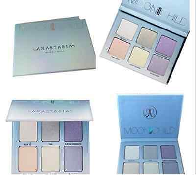 2016 New Anastasia Beverly Hills Glow Kit MoonChild & Sweets Highighter Palette