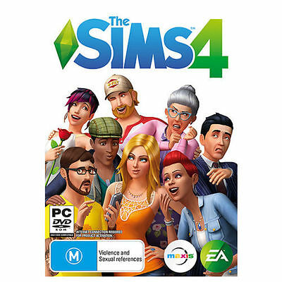 The Sims 4 PC BRAND NEW & SEALED *AUST STOCK