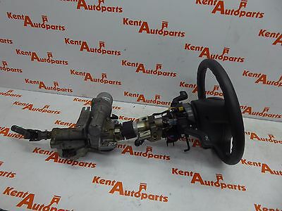 Vauxhall Corsa C 2003 Electric Power Steering Column & Pump 24445098 09115125