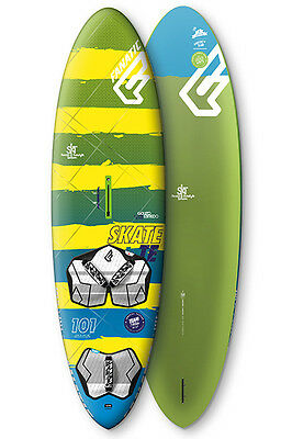 802807 Fanatic Windsurf Board Skate TE 2015 - Shipping Europe Free