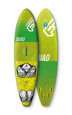 13600-1001 Fanatic Windsurf Board Quad Te 2016 - Shipping Europe Free