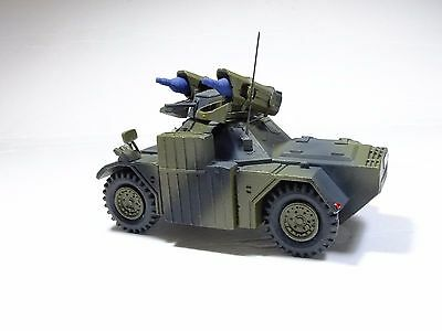 Dinky Military Ferret A/C with Vigilant Anti Tank Missiles Code 3