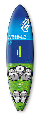 13600-1004 Fanatic Windsurf Board Freewave TE 2016 - Shipping Europe Free