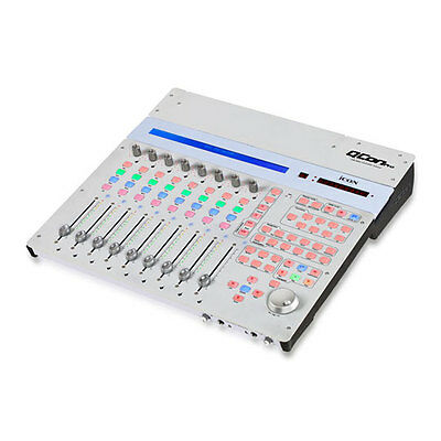 ICON QCon Pro USB-MIDI Controller Station, 8 Touch-sensitive Motorized Channel F