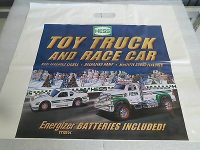 Hess Bags - Lot Of 50 Bags For 2011 Hess Truck & Race Car