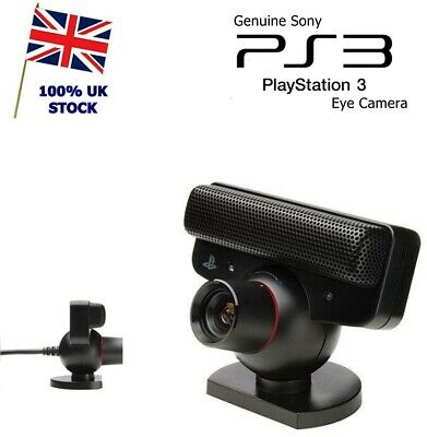 PS3 EYE CAMERA - GENUINE SONY Accessory - in GREAT CONDITION Playstation 3