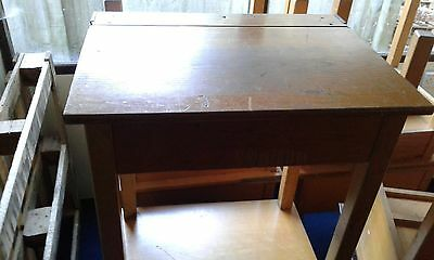 Traditional School Desk with openable lid excellent Christmas present
