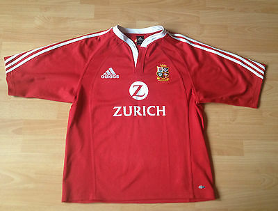 British Lions Rugby Shirt - New Zealand 2005 L mens