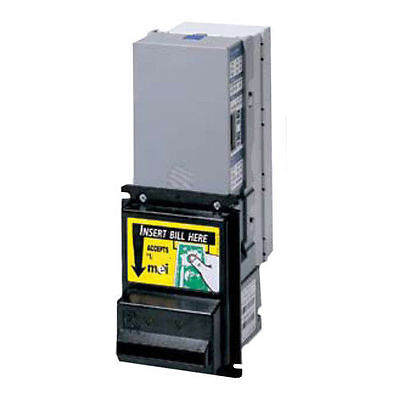 MEI Mars VN2511 Bill Acceptor 110 Volts One Dollar Accept Only With Warranty