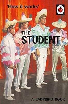 How It Works The Student Ladybirds For Grown Ups NEW Hardback Classic Retro Gift