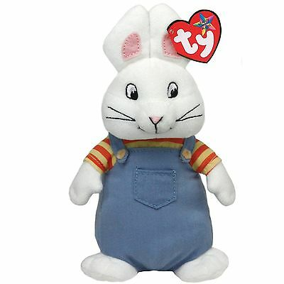 Max Brother Bunny Medium - Stuffed Animal by Ty (90156)