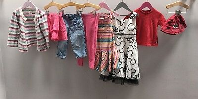 Girls Bundle Of Clothes. Age 2-3. Cherokee, Gap, Millie.  A2371