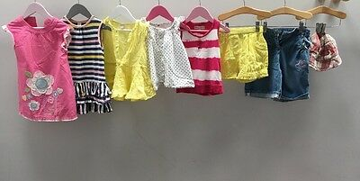 Girls Bundle Of Clothes. Age 2-3. Vertbaudet, H&M, Tigerlily.  A2381