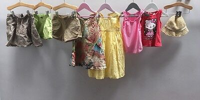 Girls Bundle Of Clothes. Age 2-3. Willow Blossom, Hello Kitty, M&S.  A2372