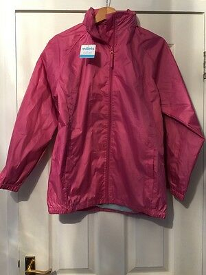 Millets Rain Jacket Coat Size  Girls 13 Years BNWT  N256