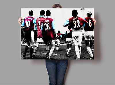 West Ham United FC Legends Poster