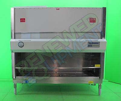 Baker SG-600 SterilGARD II Type A/B3 Biological Safety Cabinet Hood #4