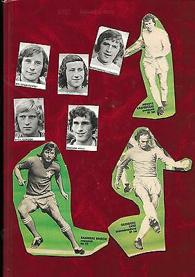 19 small press clippings of Polish International footballers poss 1980s or 1990s