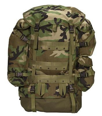 Us Issued Military Cfp90 Field Pack With Internal Frame