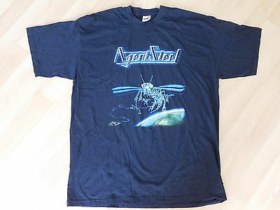 AGENT STEEL - Mad Locust Rising T-Shirt XL NEU